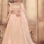 Foil Printed Designer Lehenga Choli Set With Dupatta Collection