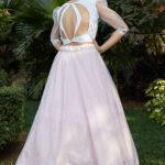 Pink Color Designer Look Lehengacholi With Dupatta Collection (1)